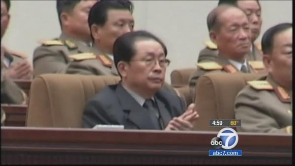 NKorea executes leader's uncle as a traitor