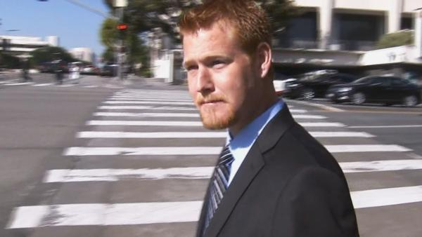 Redmond O'Neal testifies in Fawcett art case