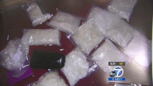 12 arrested, $2.5M in drugs seized in sting