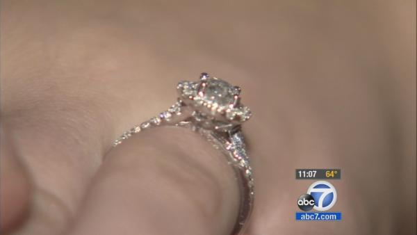 LAPD burglary arrests save wedding proposal