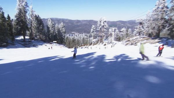 Fresh snow in IE mountains has resorts ready