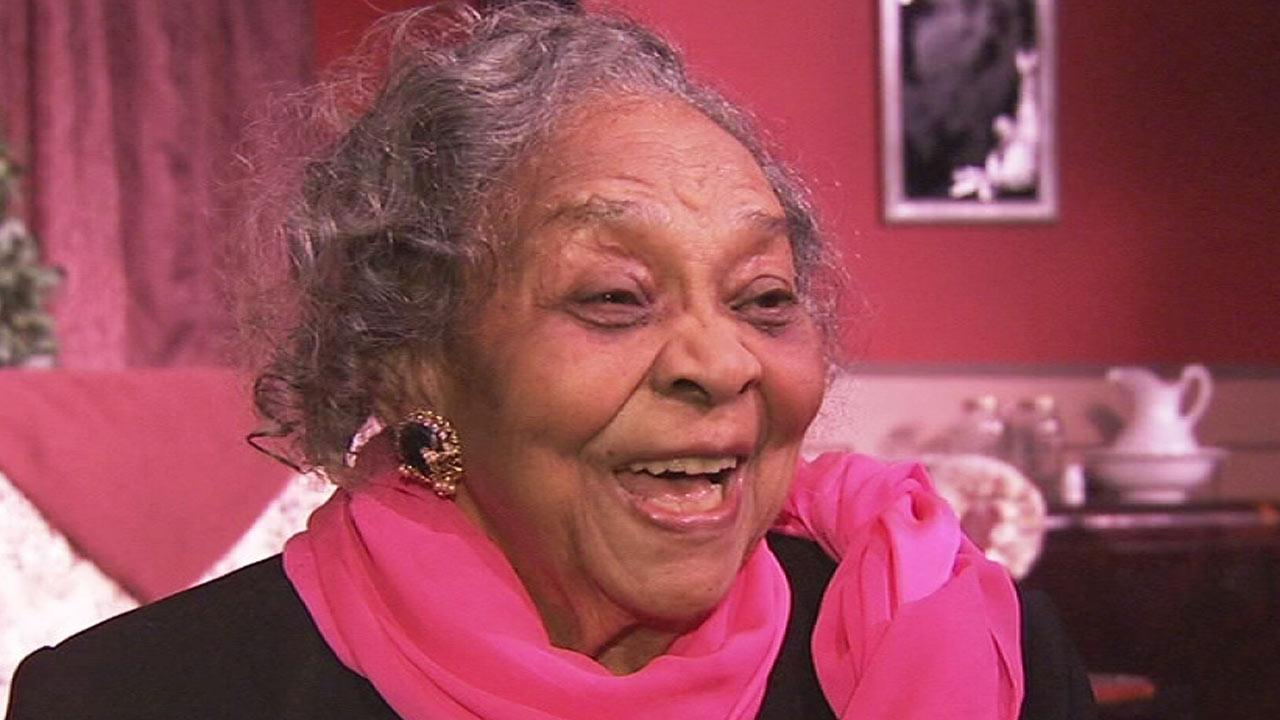 Actress Juanita Moore, a groundbreaking African-American actress of her time, died Wednesday, January 1, 2014, at her home in Los Angeles.