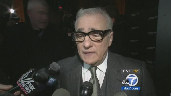 Scorsese on 'Wolf of Wall Street' profanity