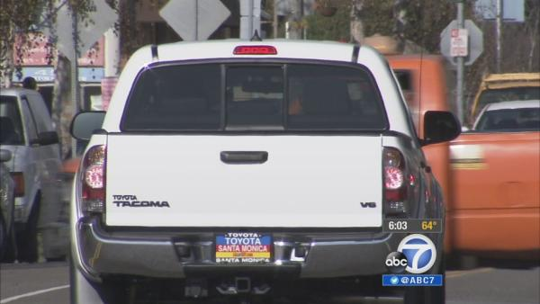 El Segundo sees string of Toyota Tacoma thefts