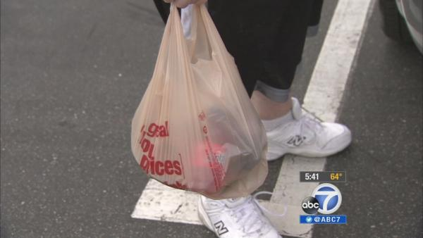 Plastic bag ban may span across entire state