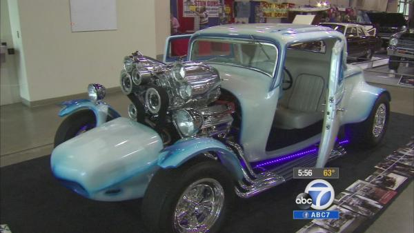 Grand National Roadster show comes to Pomona