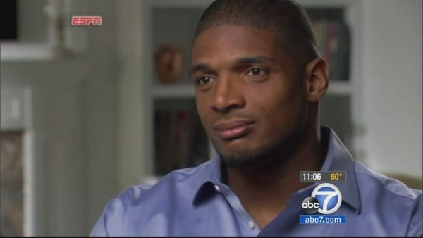 Why Michael Sam decided to reveal he is gay