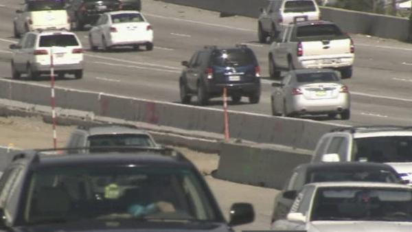 'Jamzilla' 405 Freeway closure this weekend