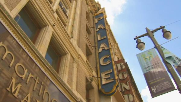 Lighting up historic Broadway Theatre District
