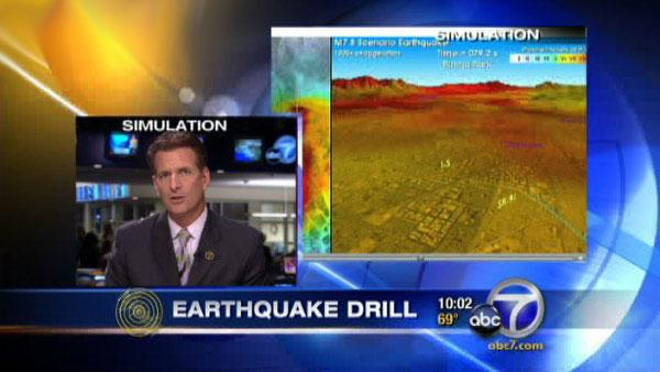 WATCH THE DRILL: Great ShakeOut
