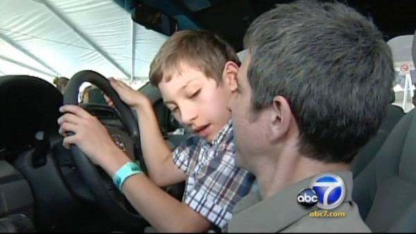 Community helpers get new rides