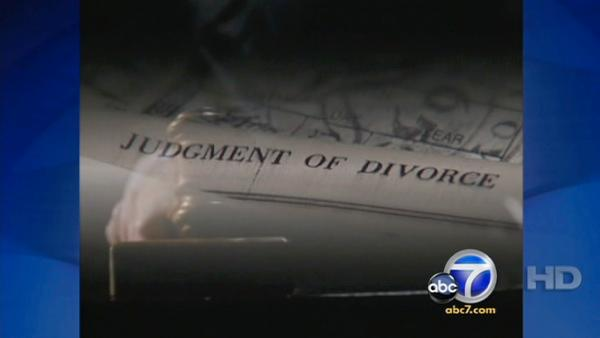 Divorcees no longer battling over house