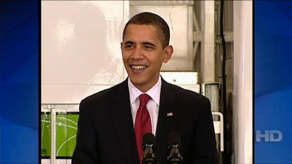 Watch: Obama speaks at Pomona plant
