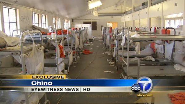Chino Prison California of Chino Prison Riot