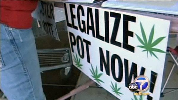 Proposition to legalize marijuana rejected