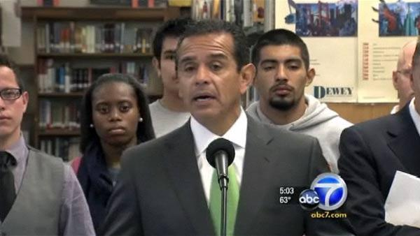 No plans to evict Occupy LA protesters