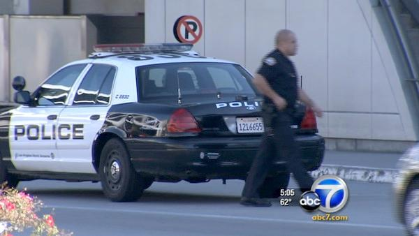LAPD accused of overbilling LAX for policing