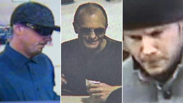 OC bank robberies proliferate; many suspects
