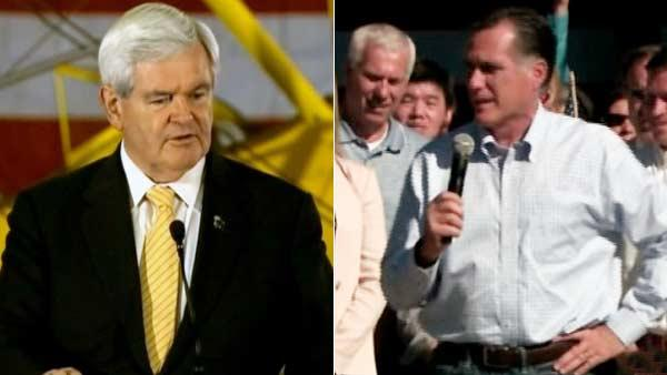 Gingrich loses steam as Romney holds strong