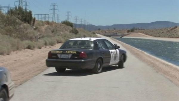 Boy and uncle drown in Hesperia aqueduct