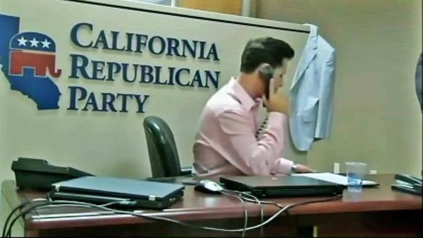Calif. Republican Party in debt near election