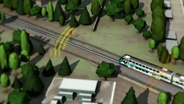 Metrolink unveils crash prevention system