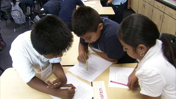 Common Core fosters collaborative education
