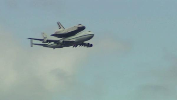 Endeavour's journey to Southland under way