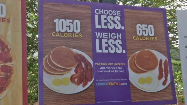 LA County to launch obesity awareness campaign