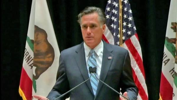 Mitt Romney addresses 47 percent