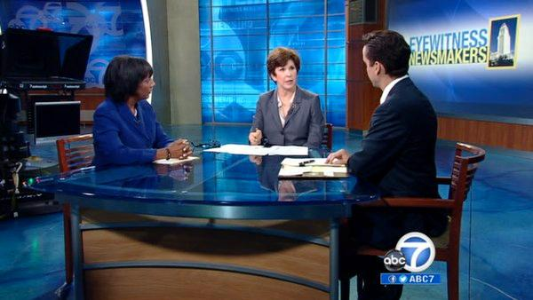 LA County DA candidates discuss key issues