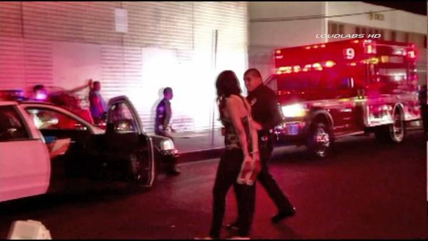 Skid Row crash kills 2 transients on sidewalk