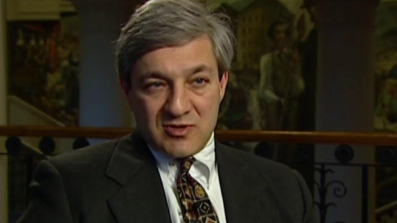 Former Penn State President Graham B. Spanier is seen in this undated file photo.