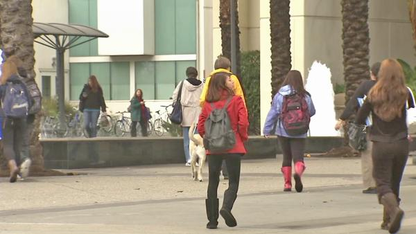 CSUF classes resume after lockdown