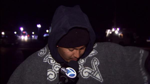 SoCal residents bundle up as temps drop