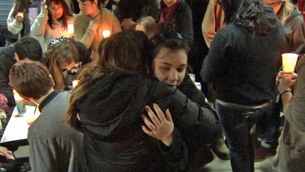 Family, friends gather to honor missing woman