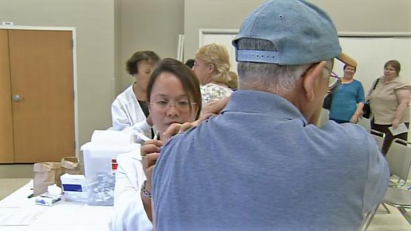 Flu shot advised amid epidemic