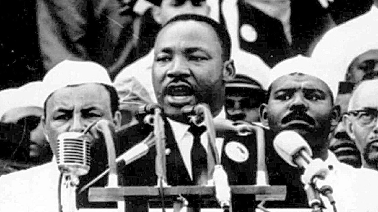 File photo of Rev. Dr. Martin Luther King Jr.