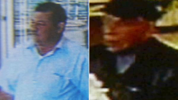 Robbery suspects approach victims in OC stores