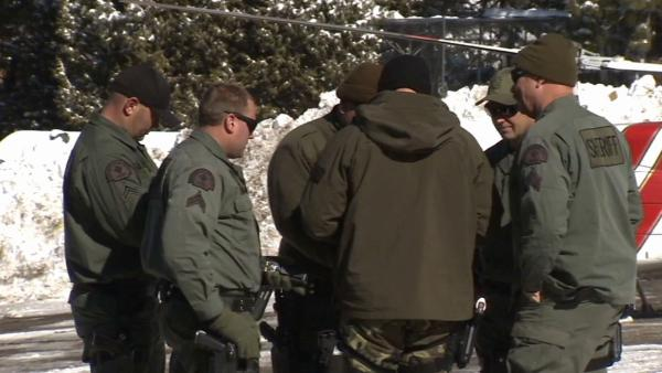 Dorner police search in Big Bear scaled back