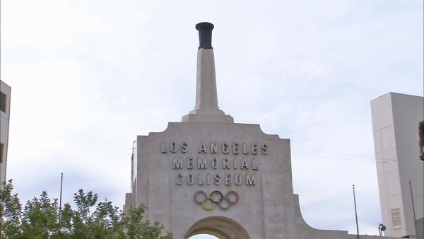 LA wants to bid on 2024 Summer Olympics Games