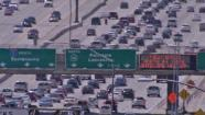 Drivers travel on the I-5 Freeway in Santa Clarita on Friday, May 24, 2013.