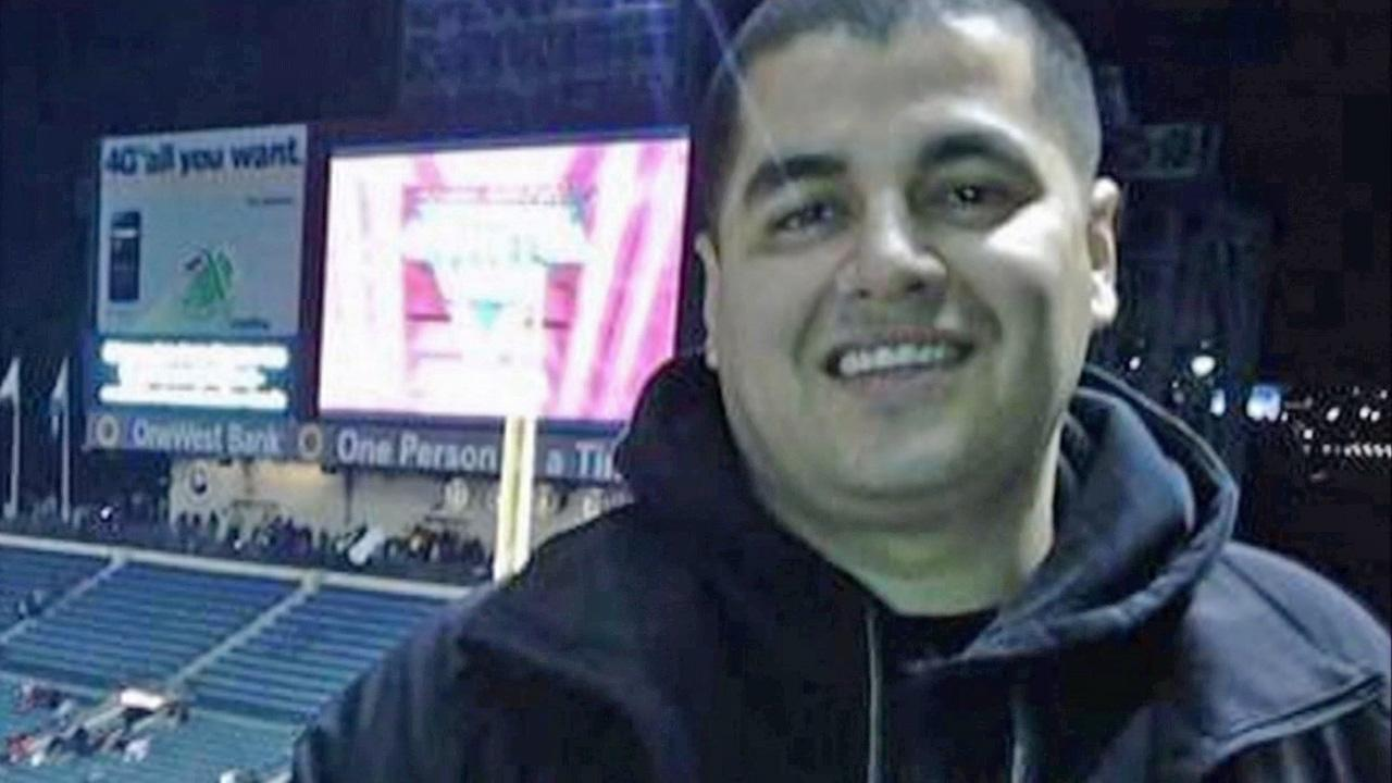 Justo Quintero, 31, is seen in this undated file photo. He was shot and killed in an officer-involved shooting in South Pasadena on Sunday, Aug. 18, 2013.
