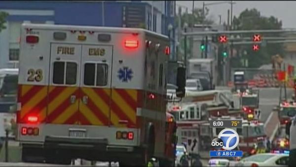 Navy Yard shooting: 13 dead, including gunman