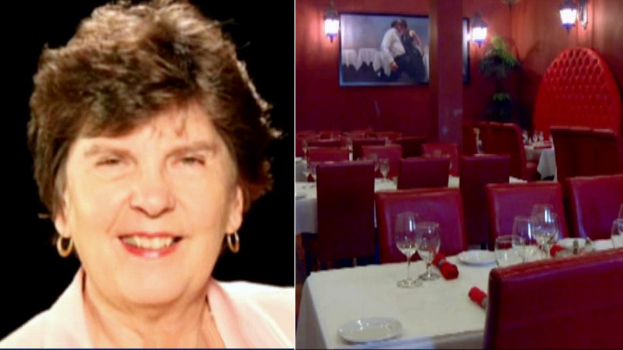 Former Kern County Supervisor Pauline Larwood was enjoying a steak dinner at The Mark restaurant when all of a sudden she began choking. A doctor came to her rescue by performing an emergency tracheotomy.