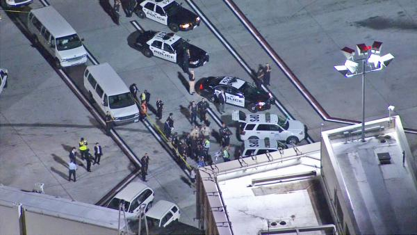 3 dry ice bombs found at LAX; 1 exploded
