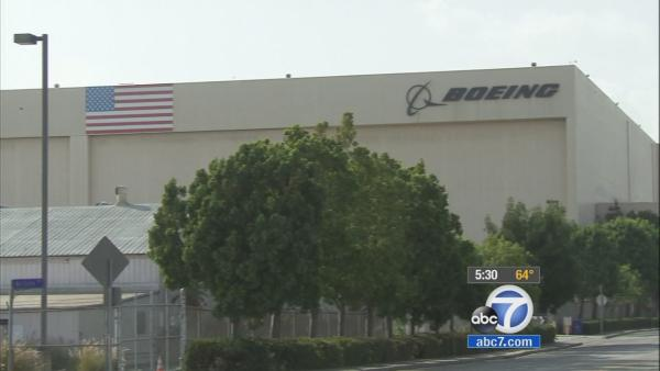 Boeing's 777X may land in Long Beach