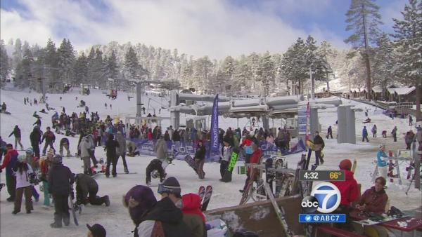 Mt. High Resort opens for 2013-14 season