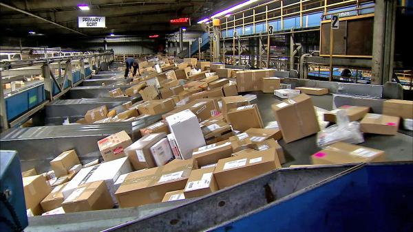 Packages delayed after snags at UPS, FedEx