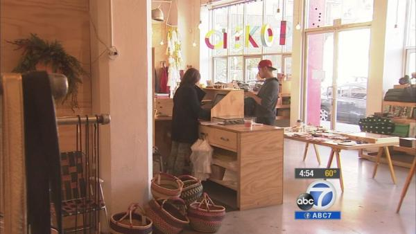 Shop for gifts in Downtown LA this Christmas
